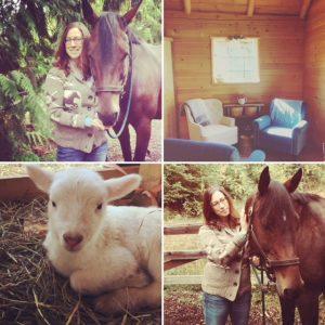 Tammy and Farm Animals